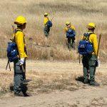 CSG Wildland Firefighting Type II hand crew TRAINING 2-min