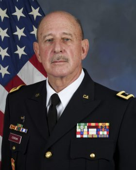 CSG Major General Coggan