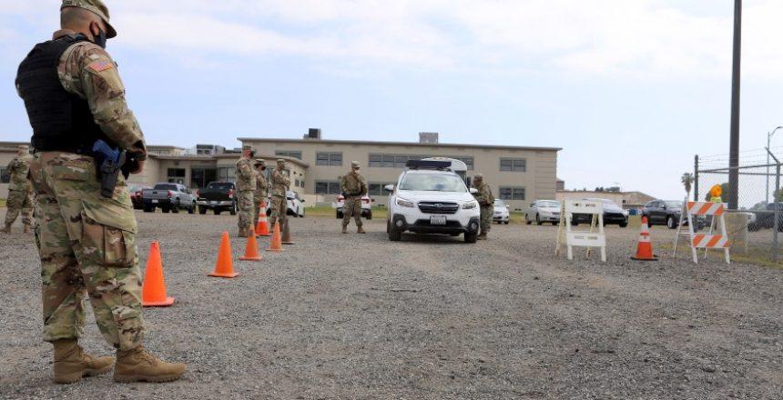 california state guard ERC units